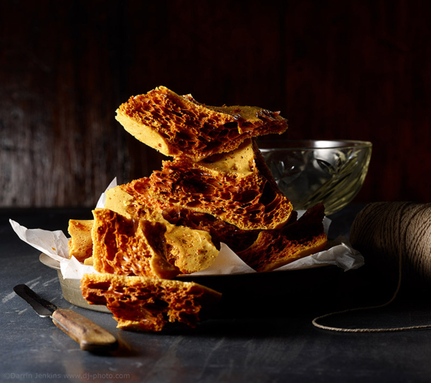 Really easy Honeycomb recipe