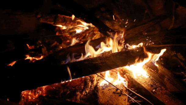 Fire Cinemagraph
