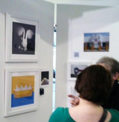 Exhibiting at Truman Gallery London