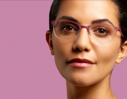 Eyewear for global campaign