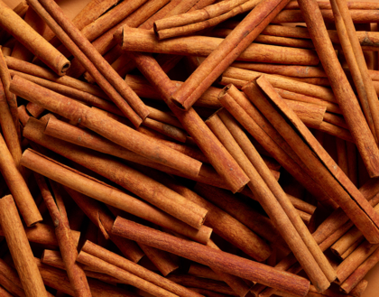 Cinnamon Sticks for van livery photographs