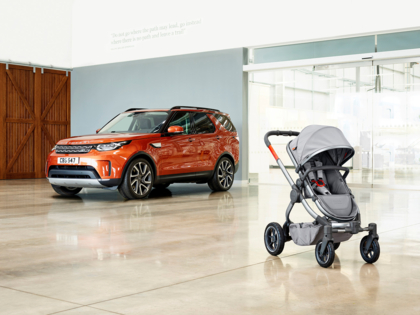 iCandy Landrover pushchair