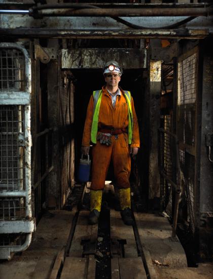 Willmot Dixon - Yorkshire Miner