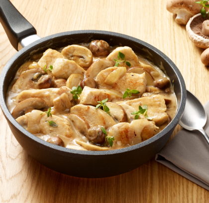 Bisto Paste Packaging - Hob Top Chicken and wild mushroom