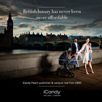 iCandy Advertisment