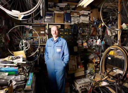 Chris Hewitt Cycles