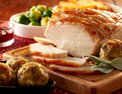 Co-op Packaging Roast Turkey