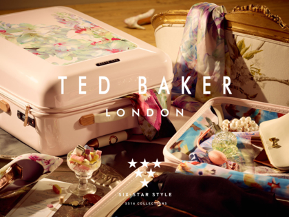 Ted Baker POS Advertising