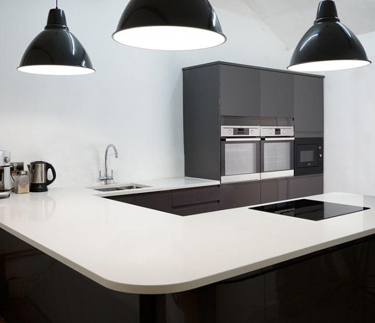 The new kitchen!